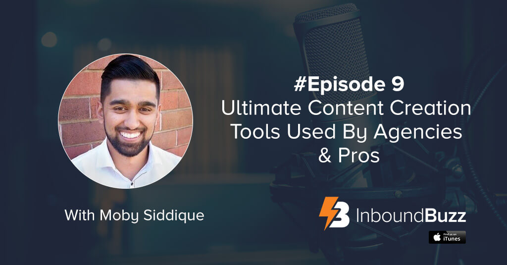 EP 09 Ultimate Content Creation Tools Used By Agencies & Pros