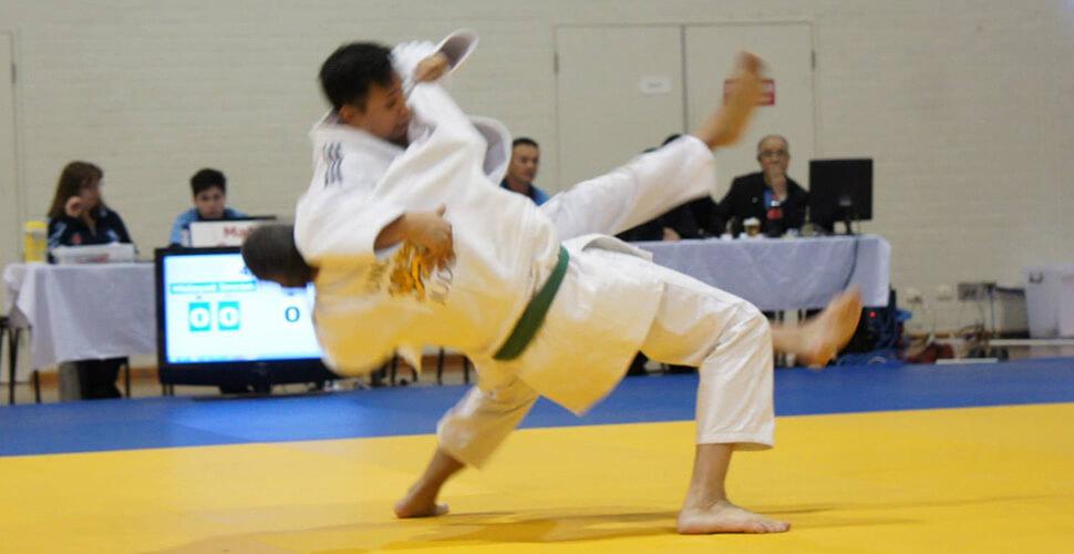 hidayat imran judo wrestling