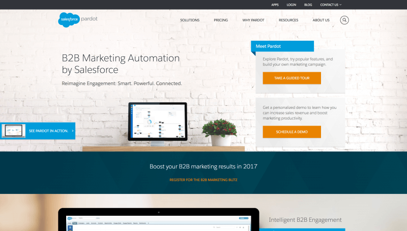 Pardot-HubSpot-Alternative